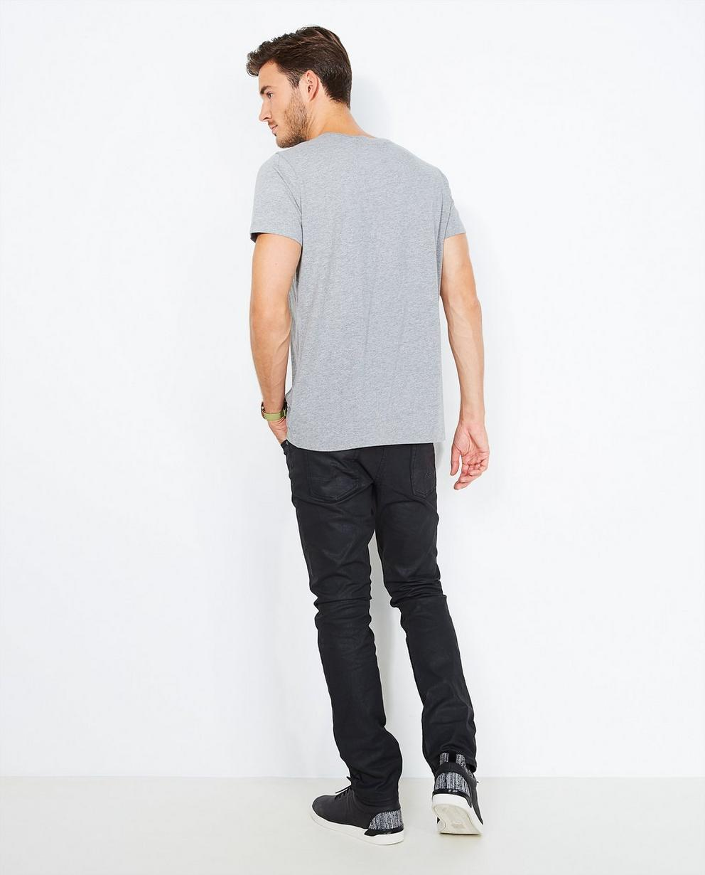 Jeans - black - Jeans slim fit noir